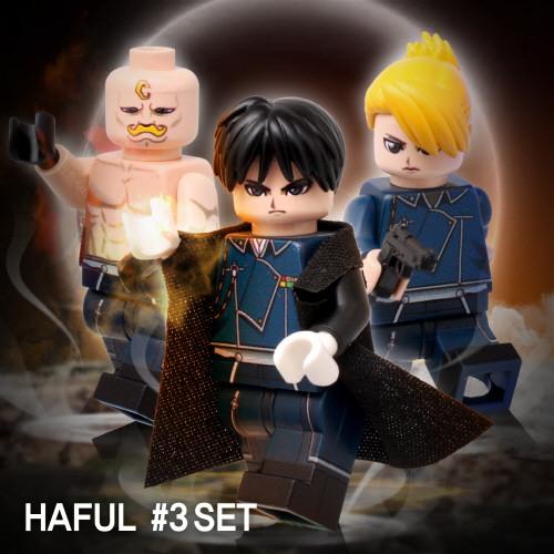 HAFUL-SET #3