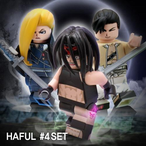 HAFUL-SET #4